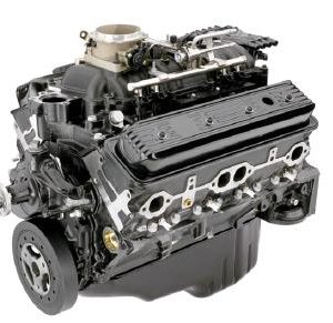 General Motors 4.3L Marine Engine 1987-92