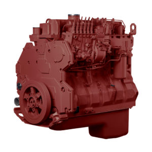 International DT-466C 7.6L Diesel Engine