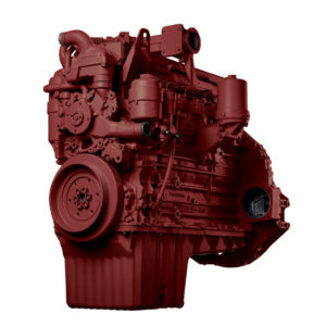 Mercedes MBE906 6.4L Diesel Engine
